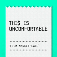 Podcast cover art for This Is Uncomfortable