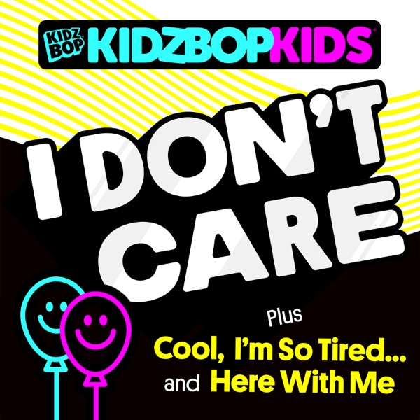 I Don't Care - EP