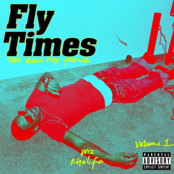 Wiz Khalifa Fly Times, Vol. 1: The Good Fly Young music review