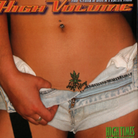 High On Fire - To Cross the Bridge artwork
