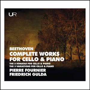 Pierre Fournier & Friedrich Gulda - Beethoven: Complete Works for Cello & Piano