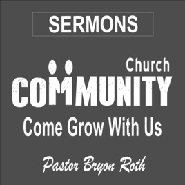 Community Church Buchanan - Sermons: Did You Fall For The