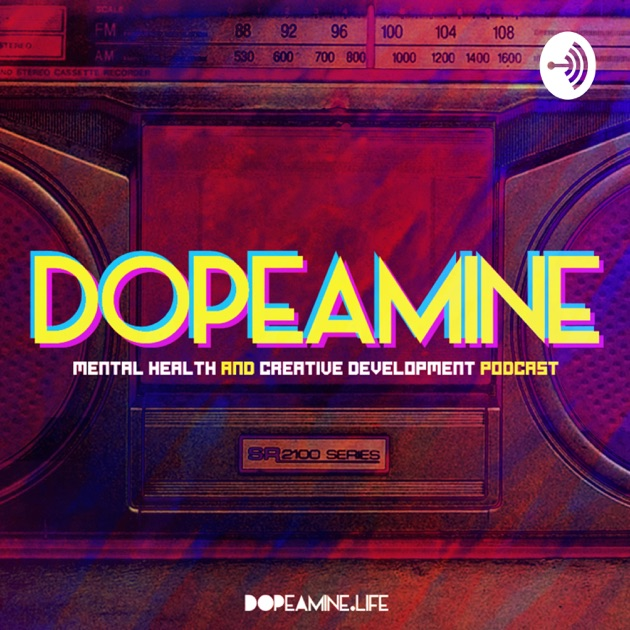 DOPEamine | Mental Health Support and Creative Development