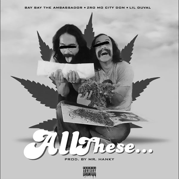 All These (feat. Lil Duval) - Single