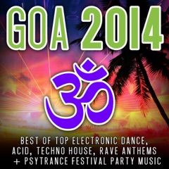 Goa 2014 (Top 30 Best of Top Electronic Dance, Acid, Techno, House, Rave Anthems, Psytrance)