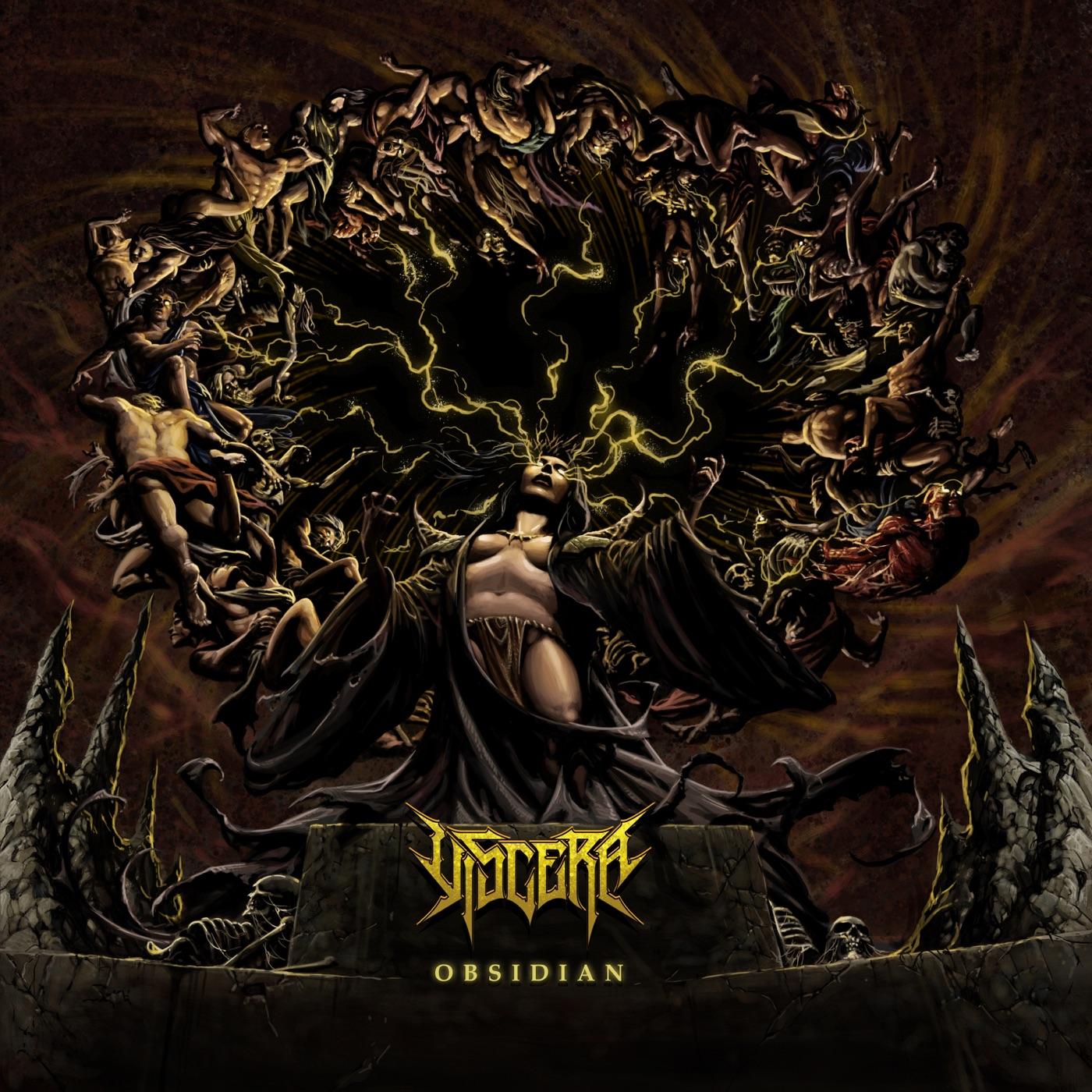 Viscera - Obsidian (2020)