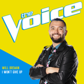 I Won't Give Up (The Voice Performance) - Will Breman