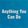 Anything You Can Do - Kris Berry & L29