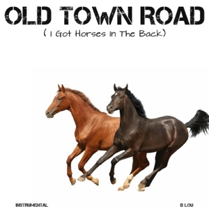B Lou - Old Town Road (I Got Horses in the Back) [Instrumental]