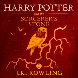 Harry Potter and the Sorcerer's Stone - J.K. Rowling audiobook, mp3