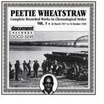 Peetie Wheatstraw - Working On the Project