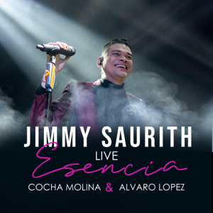 Jimmy Saurith - Esencia