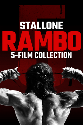 Rambo: The Complete 5-Film Collection Movie Synopsis, Reviews