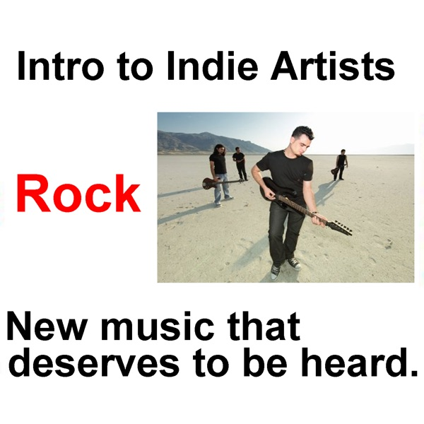 Intro to Indie Artists - Rock 7, 3 song