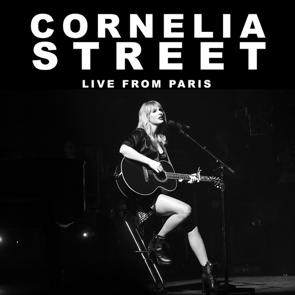 Cornelia Street (Live From Paris) - Single
