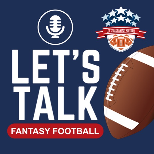 Cover image of Let's Talk Fantasy Football