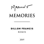 Memories (Dillon Francis Remix) - Maroon 5 & Dillon Francis