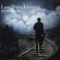 David Knopfler - Last Train Leaving artwork