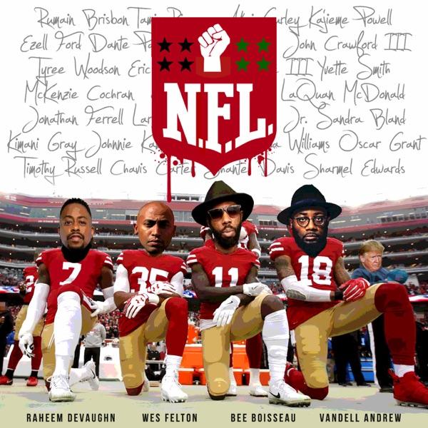 N.F.L. (feat. Raheem DeVaughn, Wes Felton & Vandell Andrew) - Single