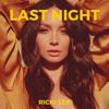 Ricki-Lee - Last Night artwork