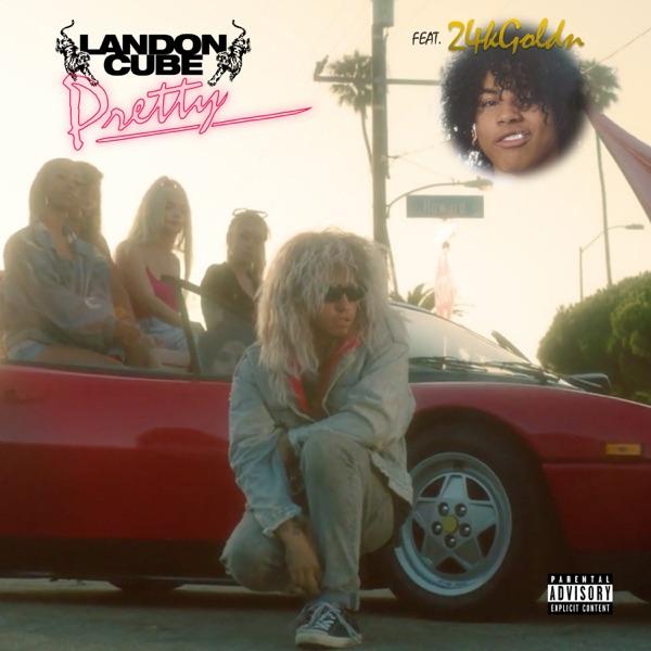 Pretty (feat. 24kGoldn) - Single