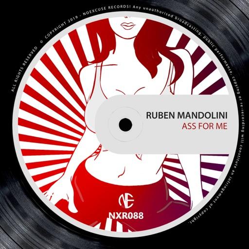 Ass for Me - Single by Ruben Mandolini