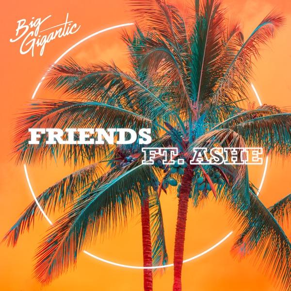 Friends (feat. Ashe) - Single