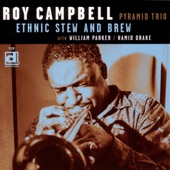 Roy Campbell Pyramid Trio - Imhotep