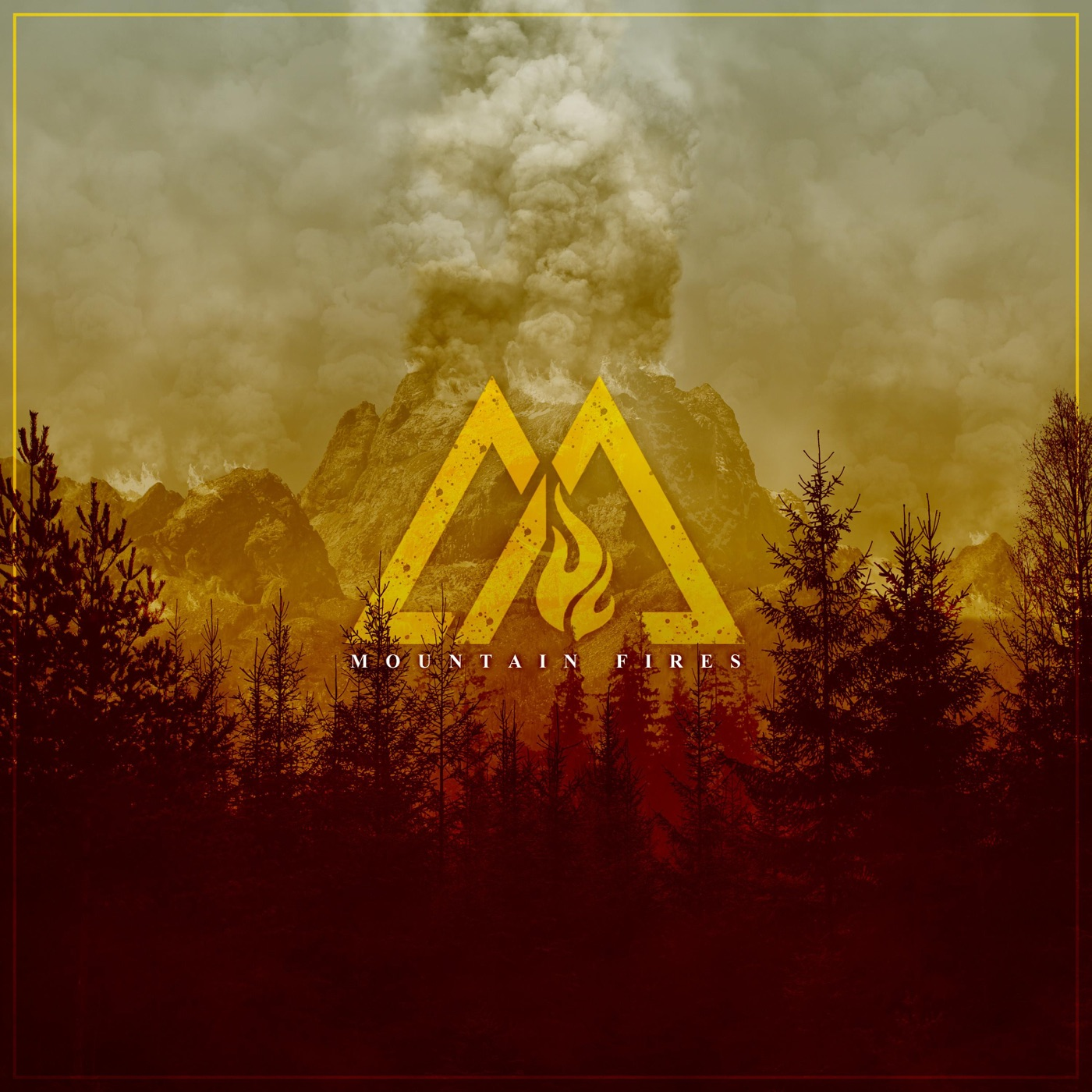 Mountain Fires - Listener [single] (2019)