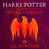 J.K. Rowling - Harry Potter and the Order of the Phoenix  artwork