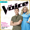 I Run To You (The Voice Performance) - Micah Iverson & Kelly Clarkson