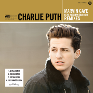 Charlie Puth - Marvin Gaye feat. Meghan Trainor [Remixes] - EP