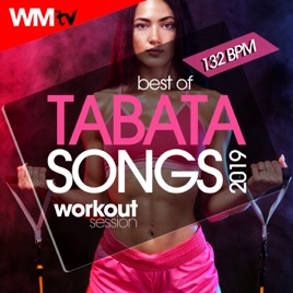 Best of Tabata 132 Bpm Songs 2019 Workout Session (20 Sec  Work and 10  Sec  Rest Cycles With Vocal Cues / High Intensity Interval Training