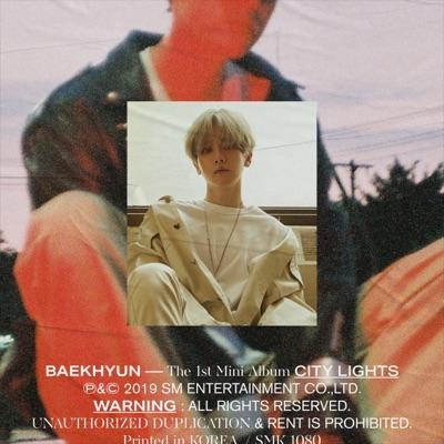 BAEKHYUN - City Lights - The 1st Mini Album - EP постер