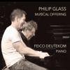 Feico Deutekom - Philip Glass: Musical Offering  artwork
