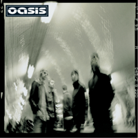 Oasis - Born On A Different Cloud artwork