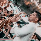 Tusa (Saxophone Version)