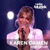 Karen Damen - Houd De Dief (Uit Liefde Voor Muziek) artwork