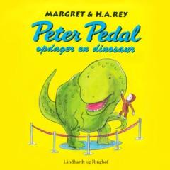 Peter Pedal opdager en dinosaur