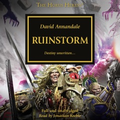 Ruinstorm: The Horus Heresy, Book 46 (Unabridged)
