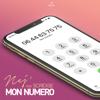 Nej - Mon numéro (feat. Scridge)  artwork