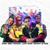 Juhn, Miky Woodz & Bryant Myers - Se Nota feat Lary Over Song Lyrics