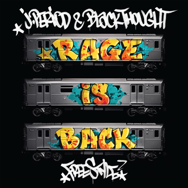 RAGE IS BACK [Freestyle] - Single