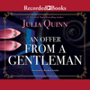 Julia Quinn - An Offer from a Gentleman  artwork