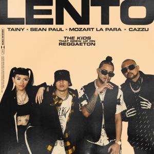 Tainy, Sean Paul & Mozart La Para - LENTO feat. Cazzu