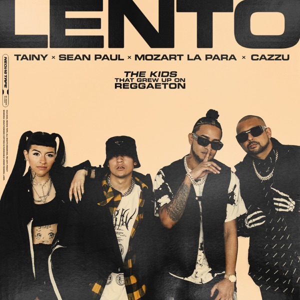 LENTO (feat. Cazzu) - Single