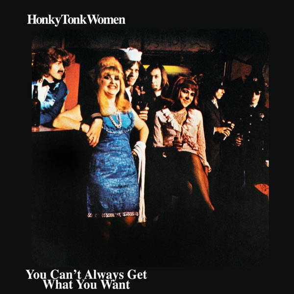 Honky Tonk Women / You Can't Always Get What You Want - EP