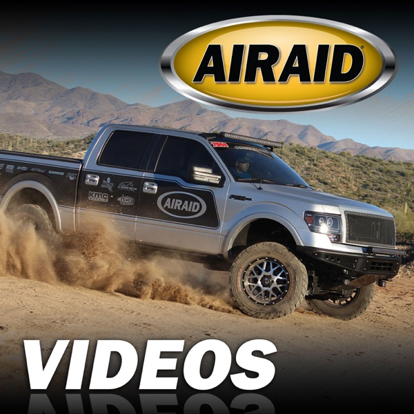 AIRAID Automotive and Product Videos