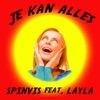 Icon Je Kan Alles (feat. Layla) - Single