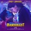 Hey Amigo From Bandobast Telugu Single